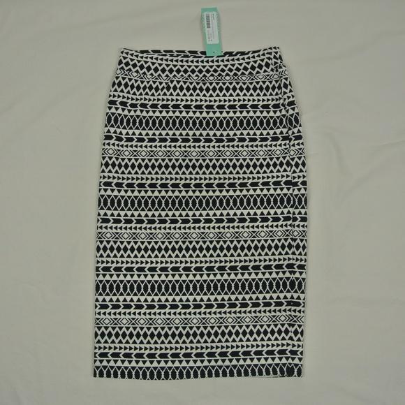 NWT Stitch Fix Midi Pencil Skirt NWT
